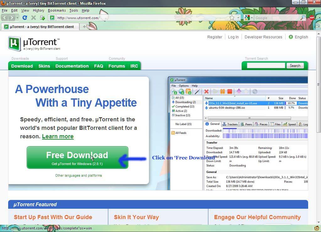 Torrent Download - softpediacom